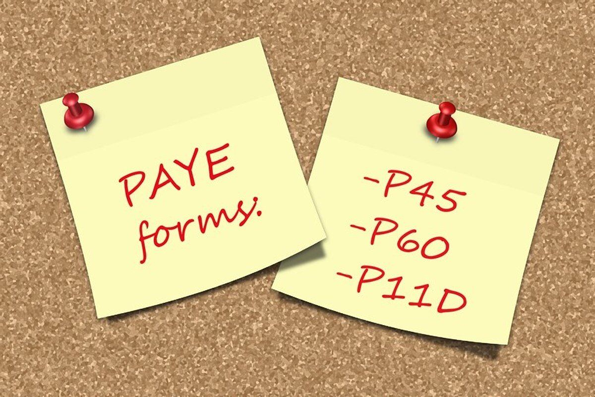 What is a P60 Form