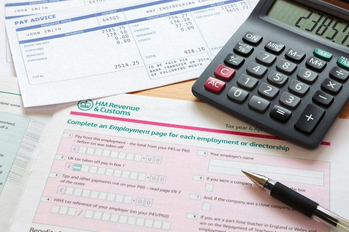 Working with Accounts and Tax